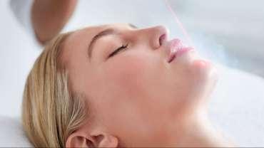 Cryo Therapy Facial